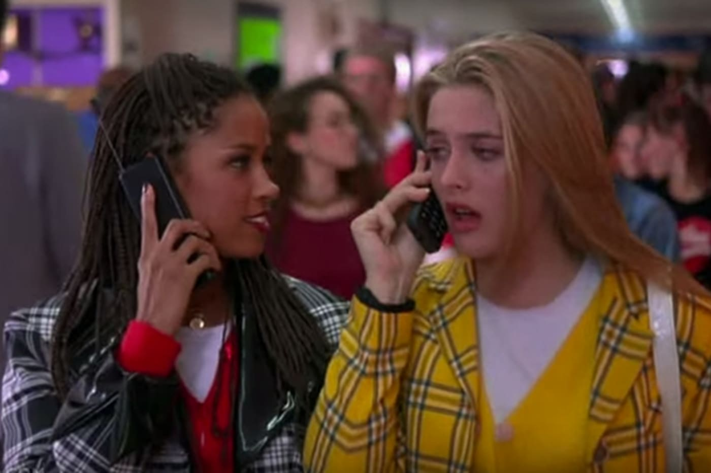 25 things 90s movies big cell phones clueless