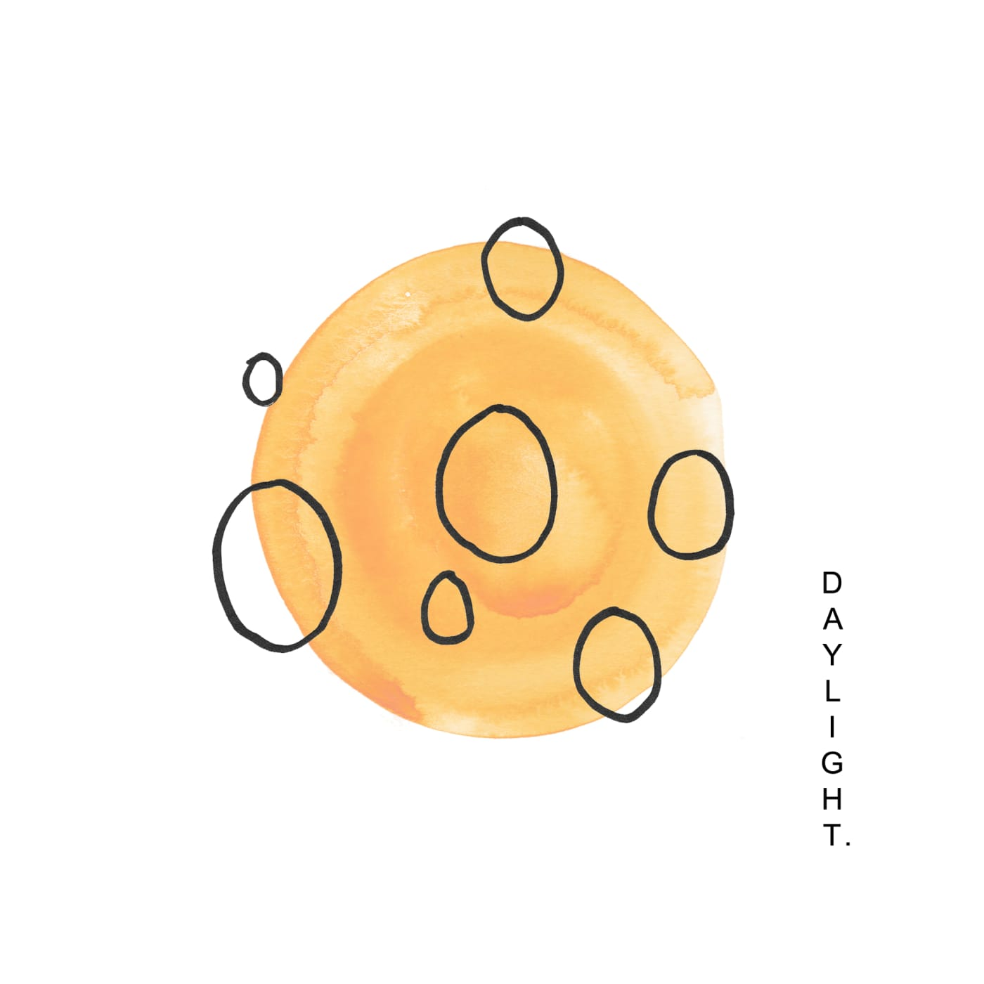 "BOYBOY's cover art for ""Daylight"""
