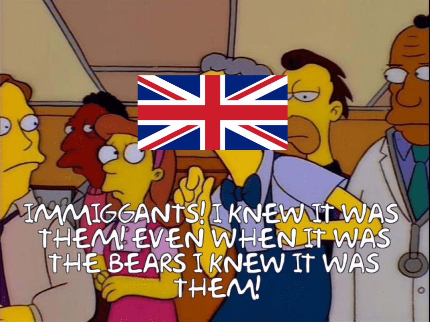 Best Simpsons Memes to Explain Brexit