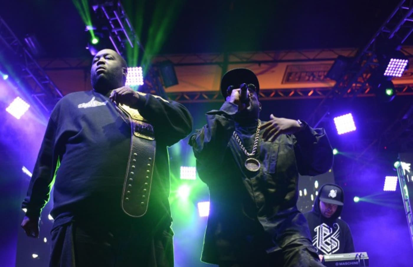 Killer Mike and Big Boi
