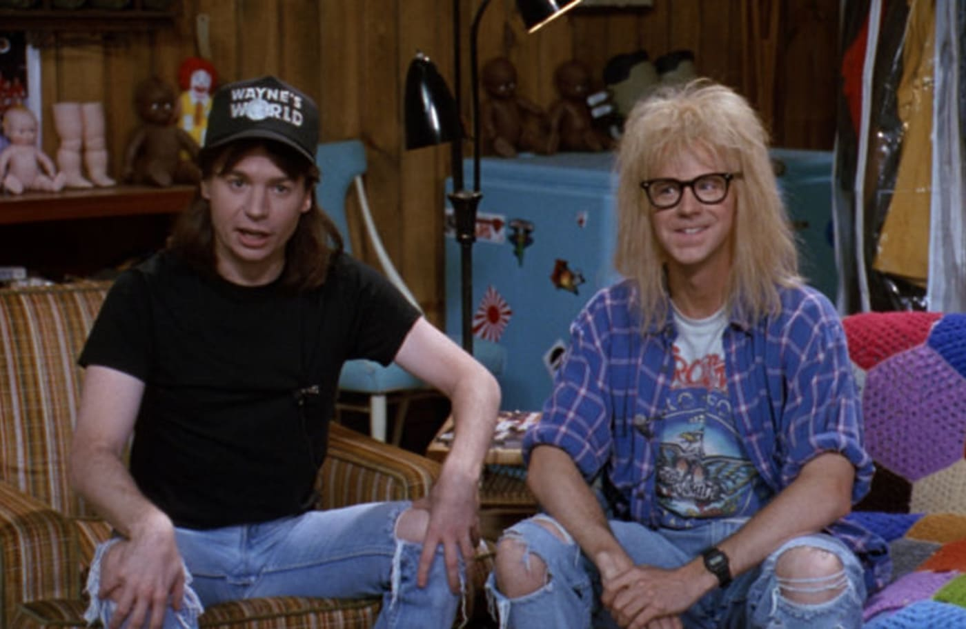 Mike Myers talks about revisiting 'Wayne's World'