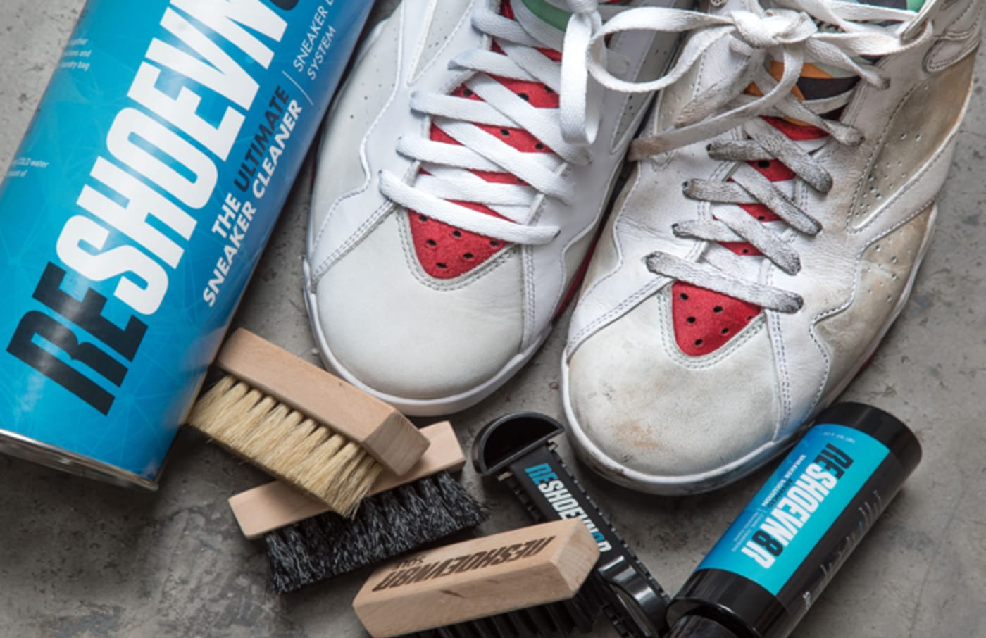 Reshoevn8r Shoe Cleaner Image