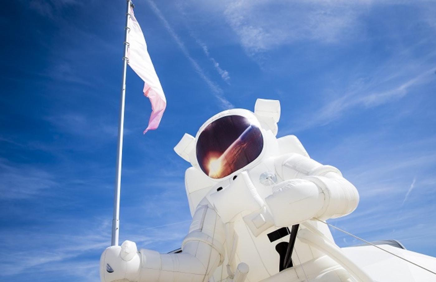 WECANDANCE   Astronaut