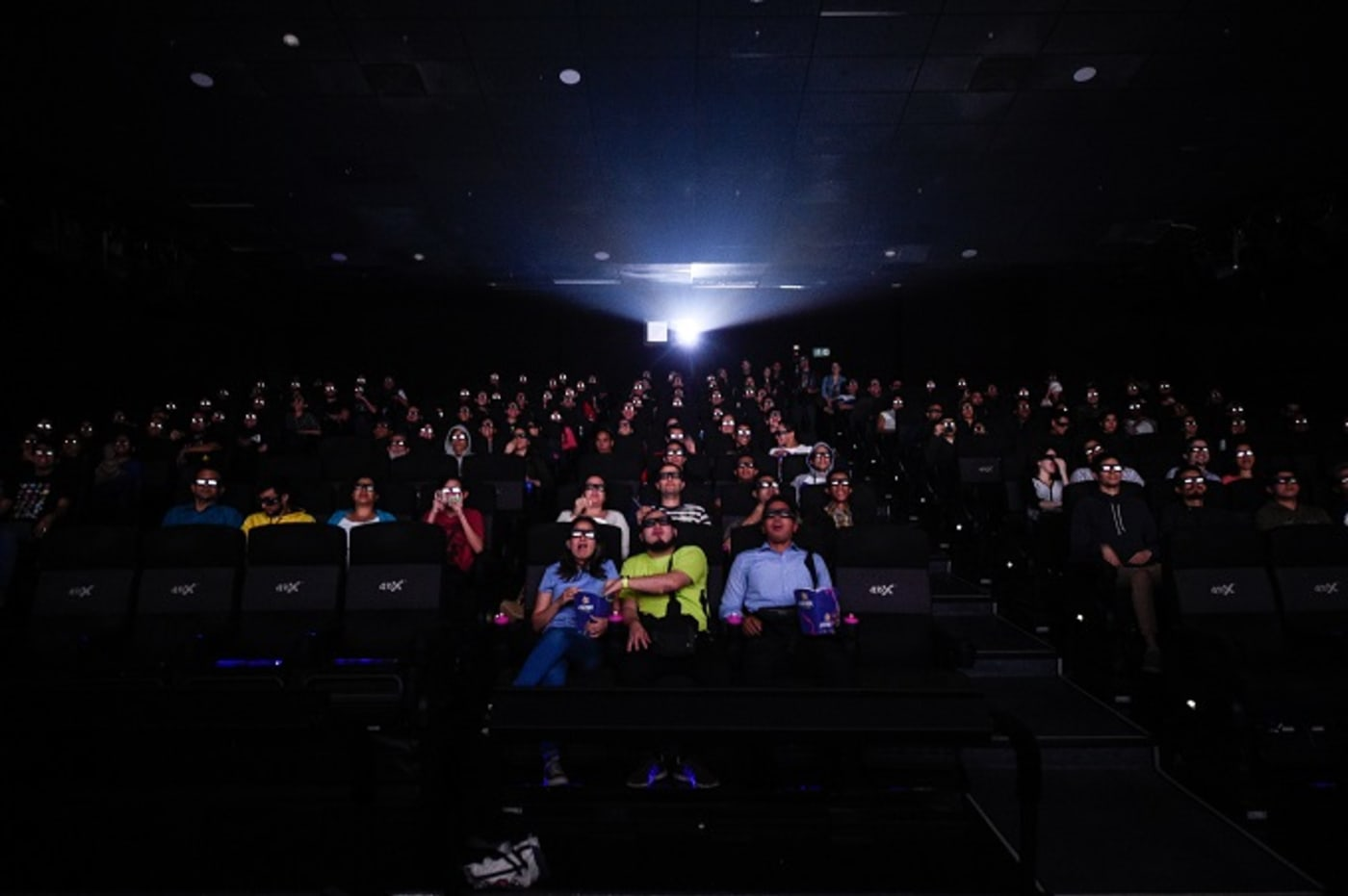 avengers audience