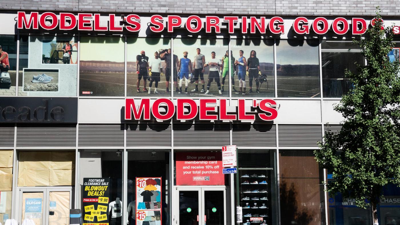 modells bankrupt