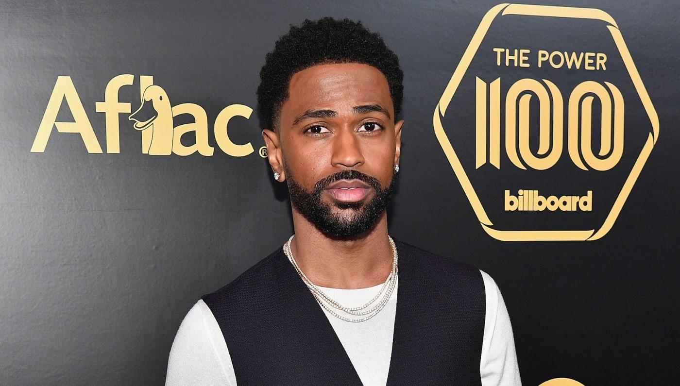 Big Sean attends the 2018 Billboard Power 100