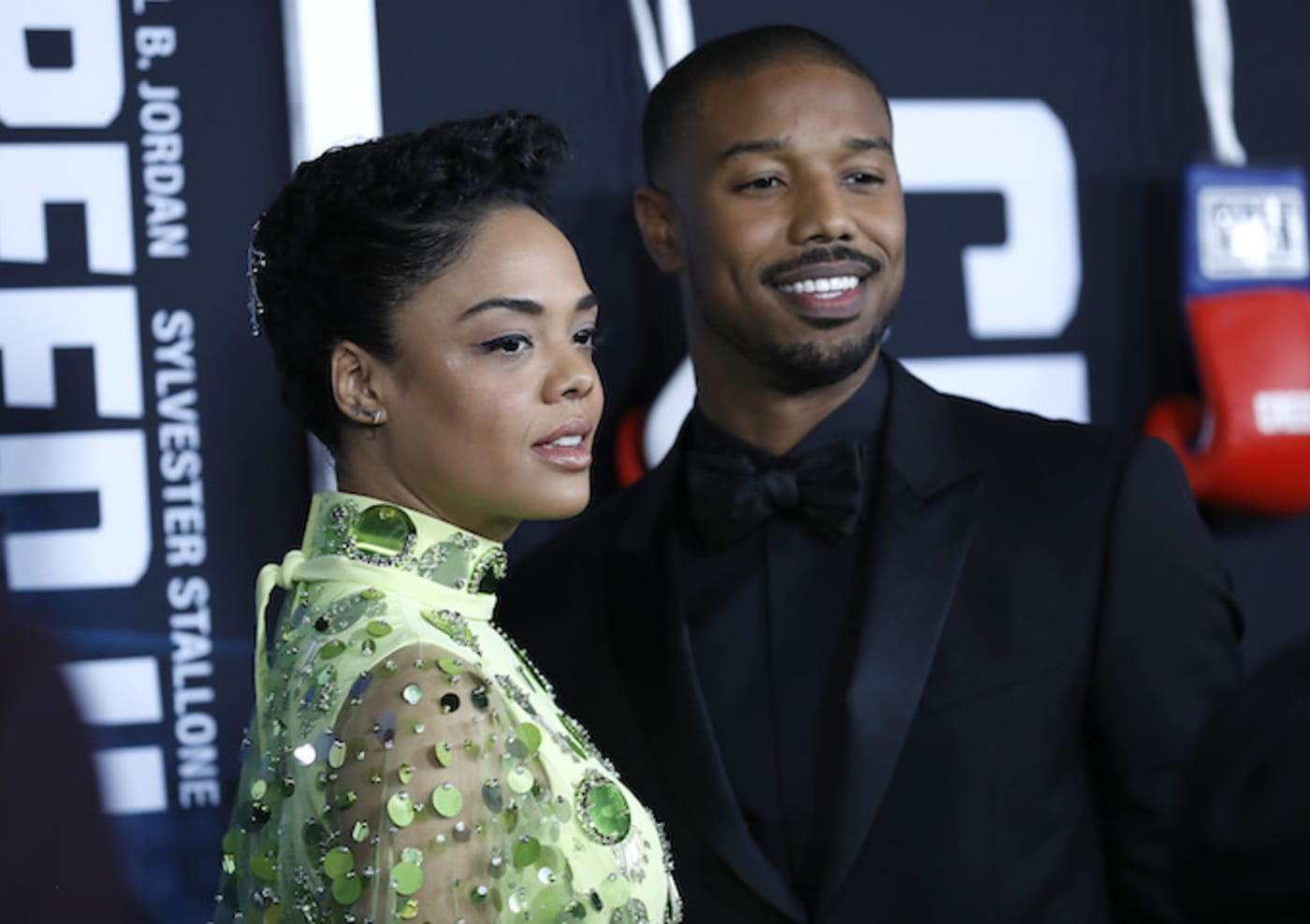 'Creed II' premiere in NYC