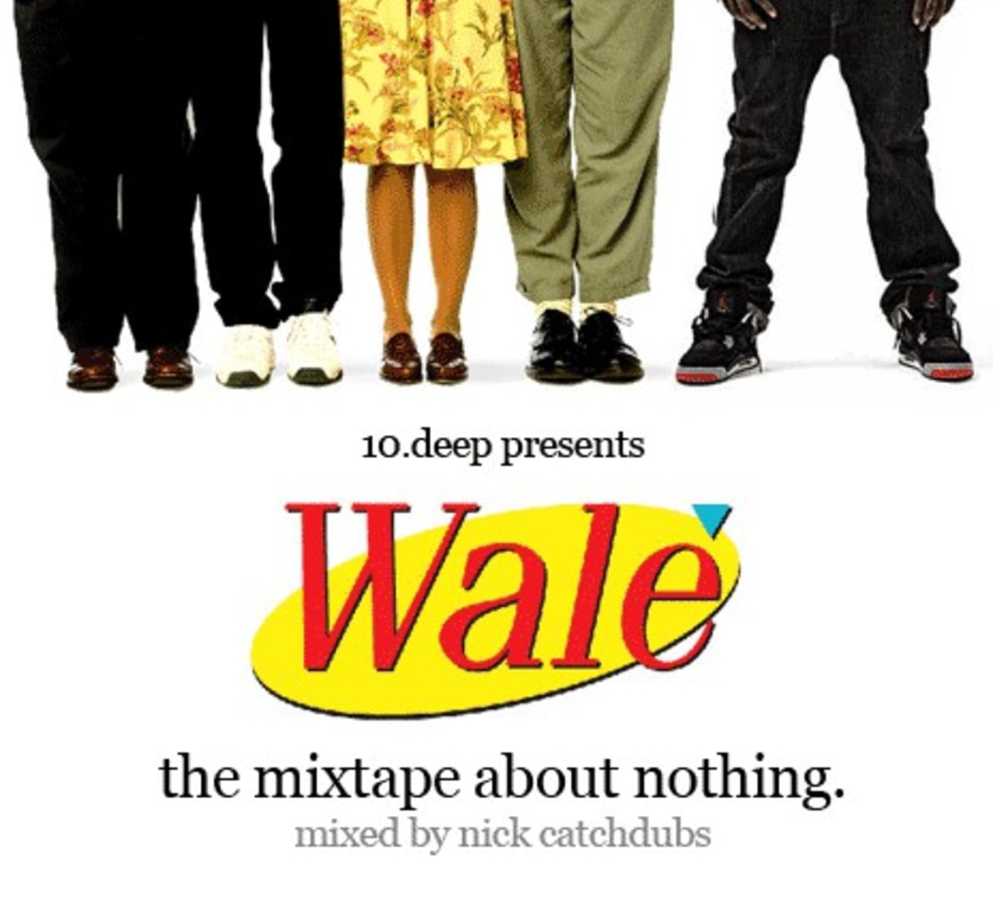 rapper mix tape wale mixtape about nothing
