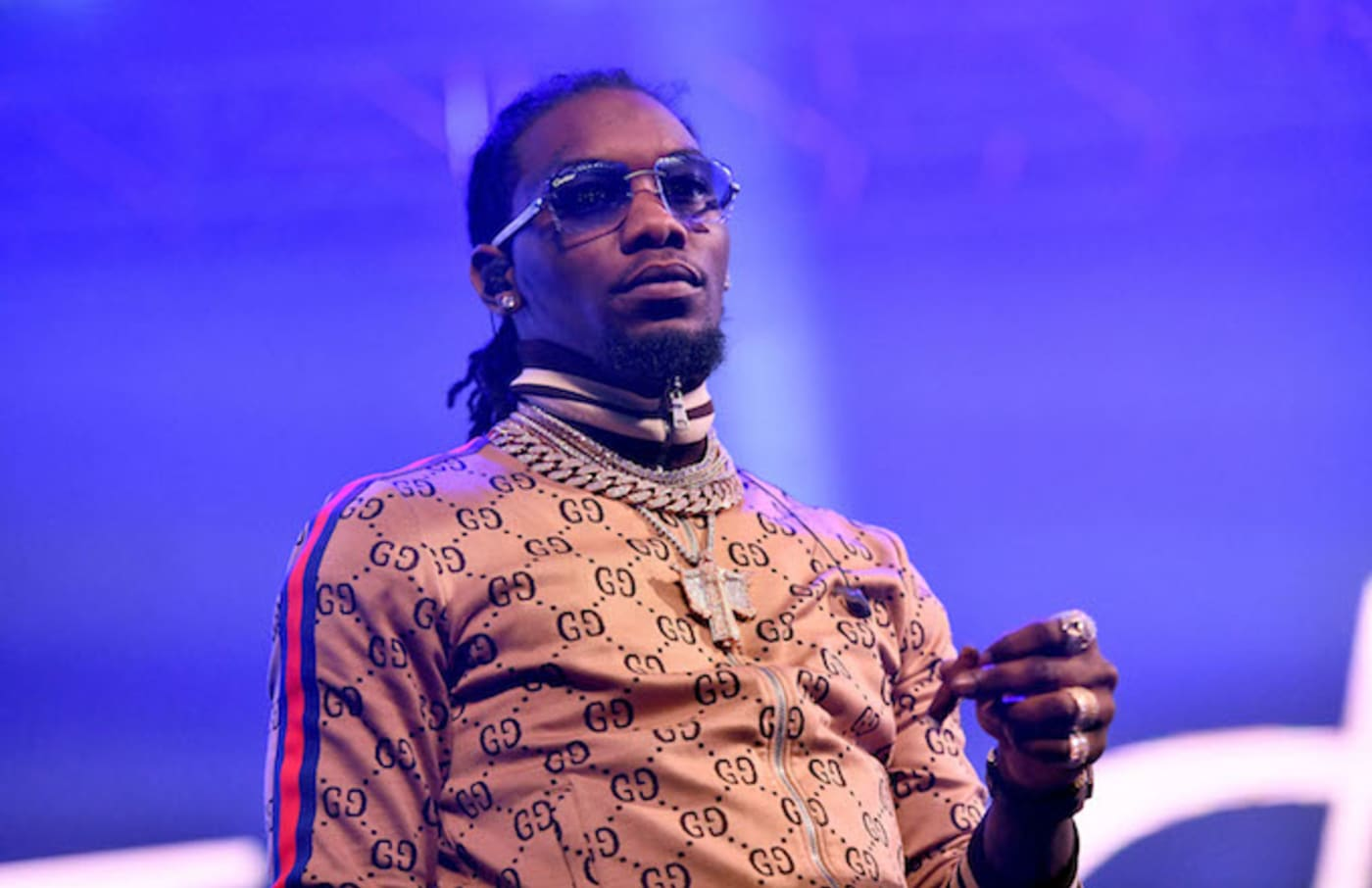Offset of the group Migos