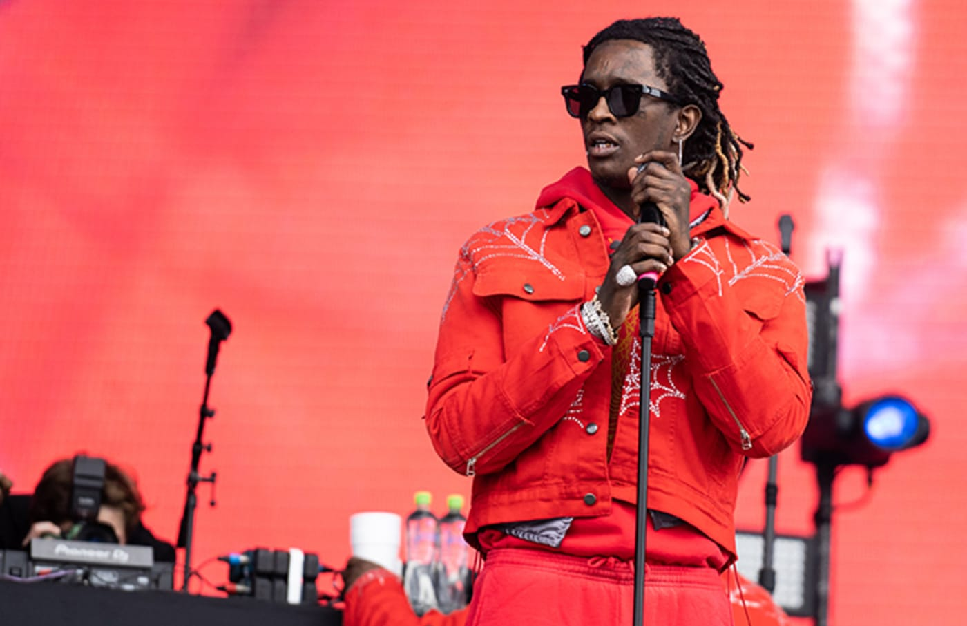 This is a photo of Young Thug.