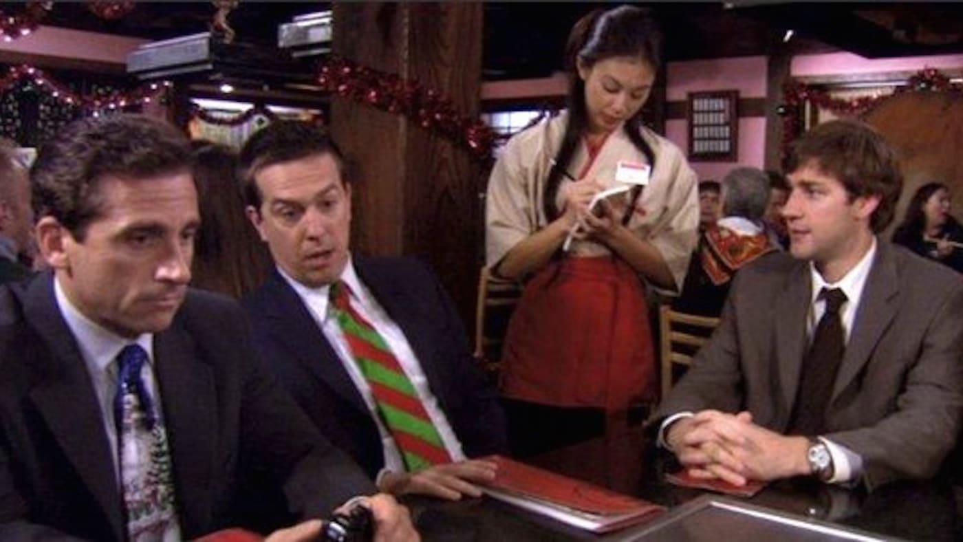 "'The Office' — ""Benihana Christmas"""