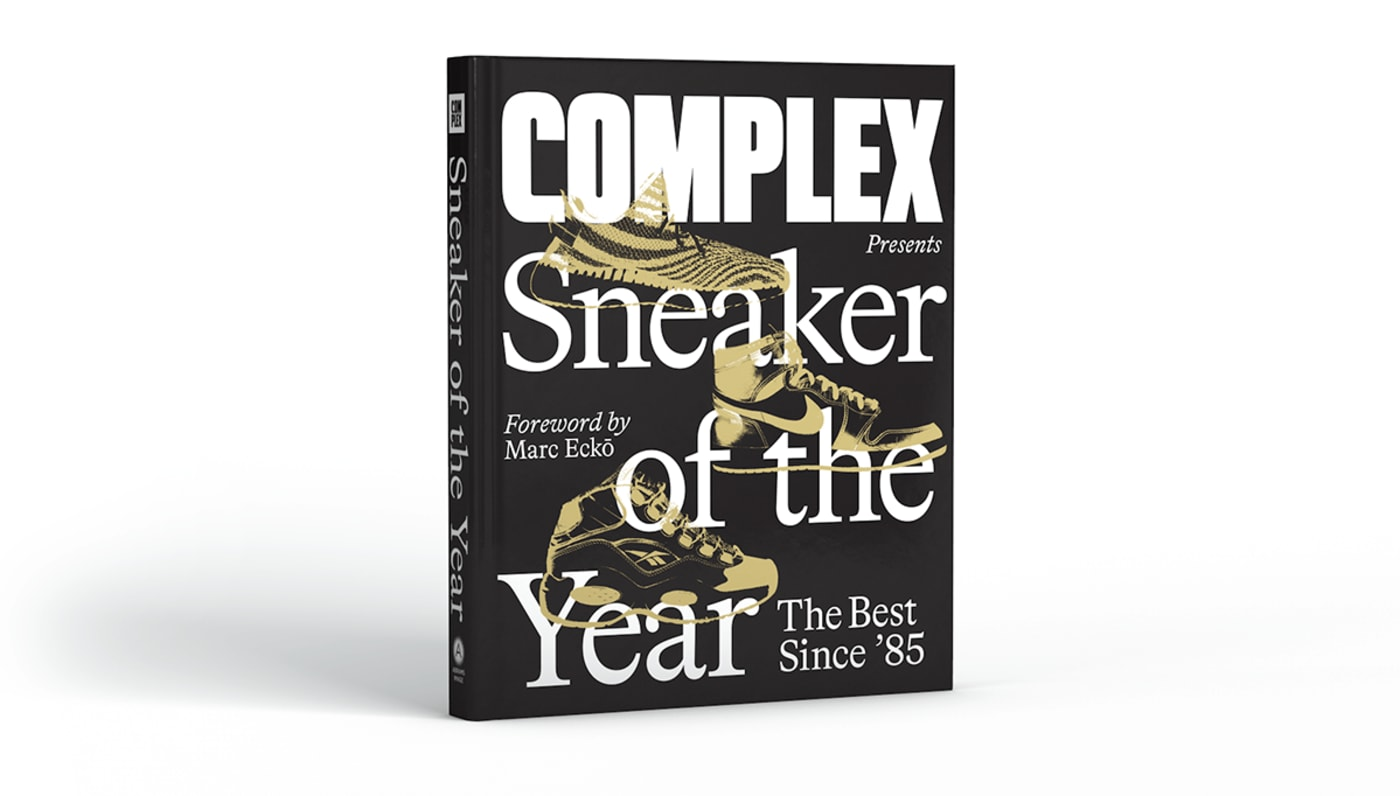 Complex Sneaker of the Year Book