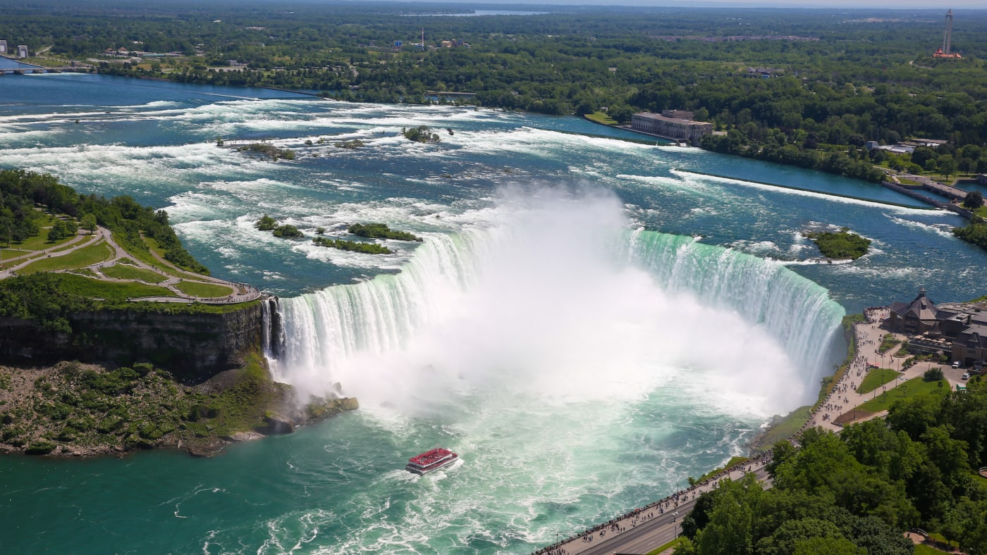 niagra falls covid