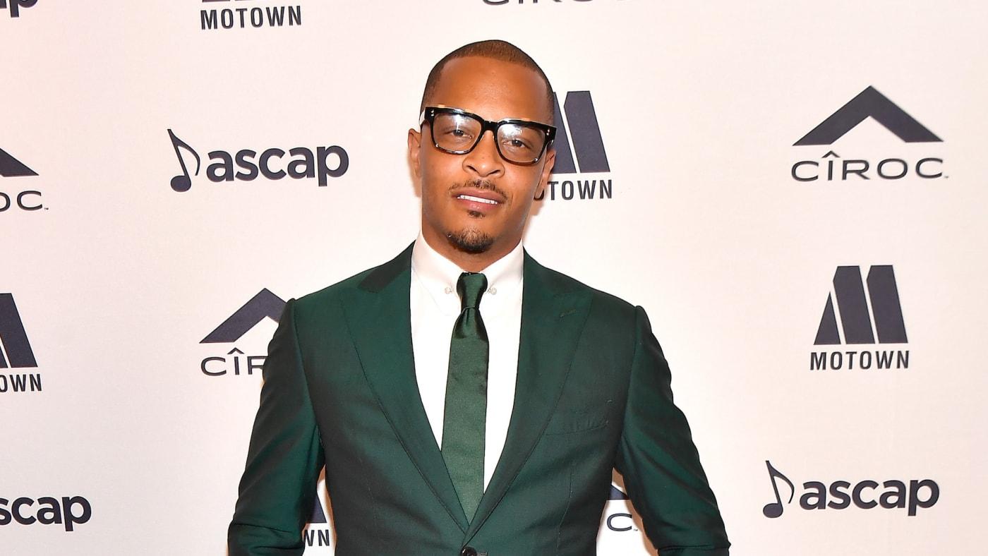 T.I. attends the 2019 ASCAP Rhythm & Soul Music Awards