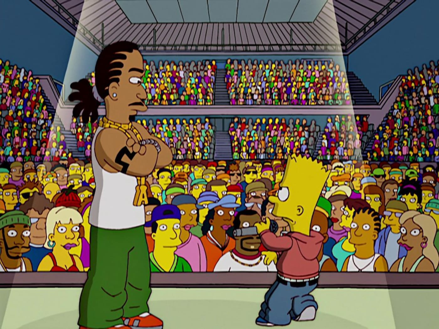 Bart Simpson Rap