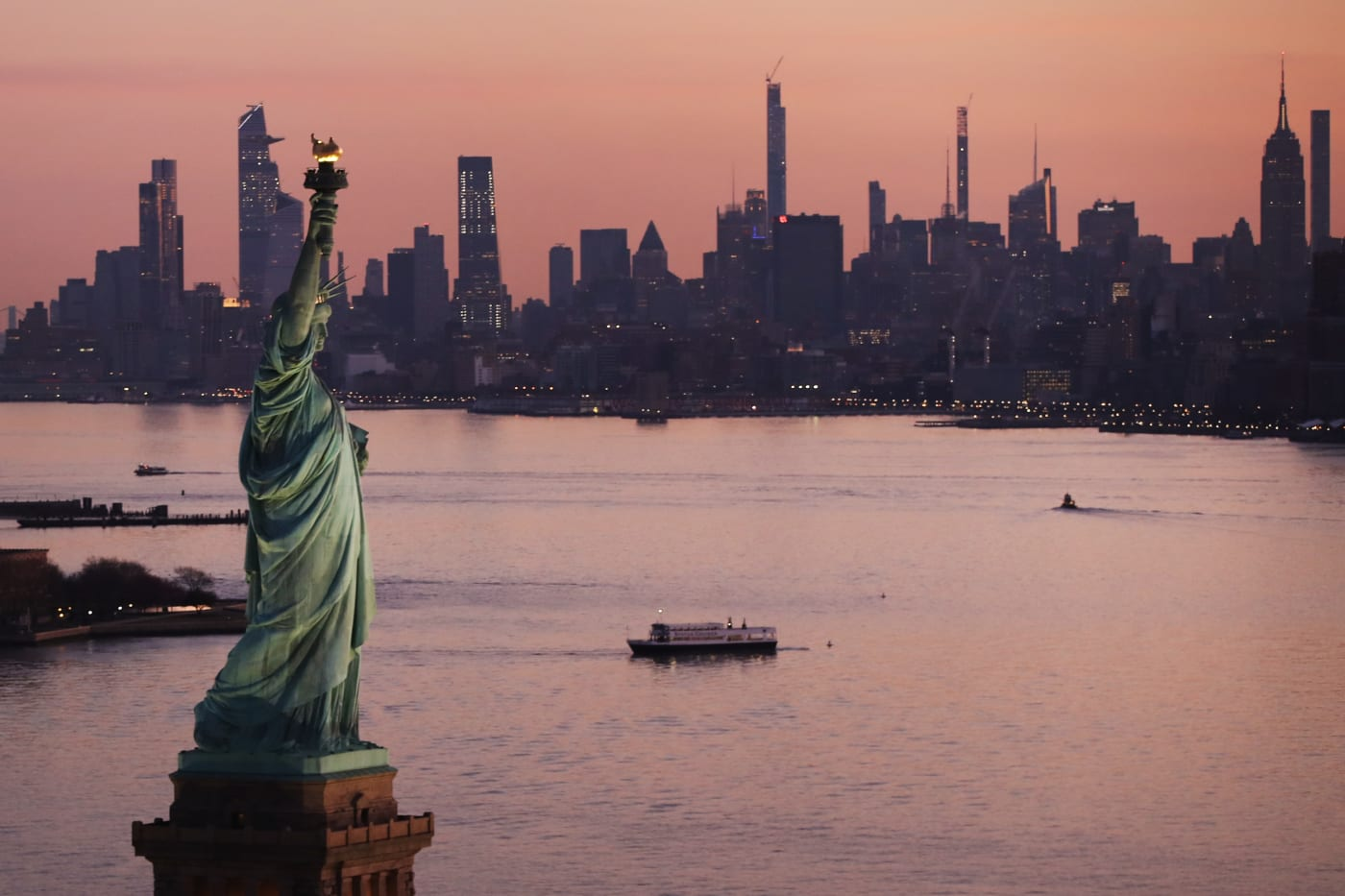 Best American Cities To Smoke Weed In Including NYC