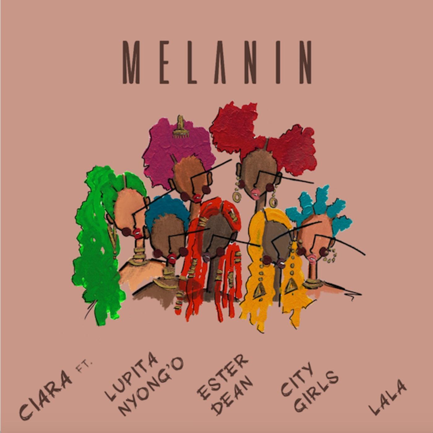 ciara melanin