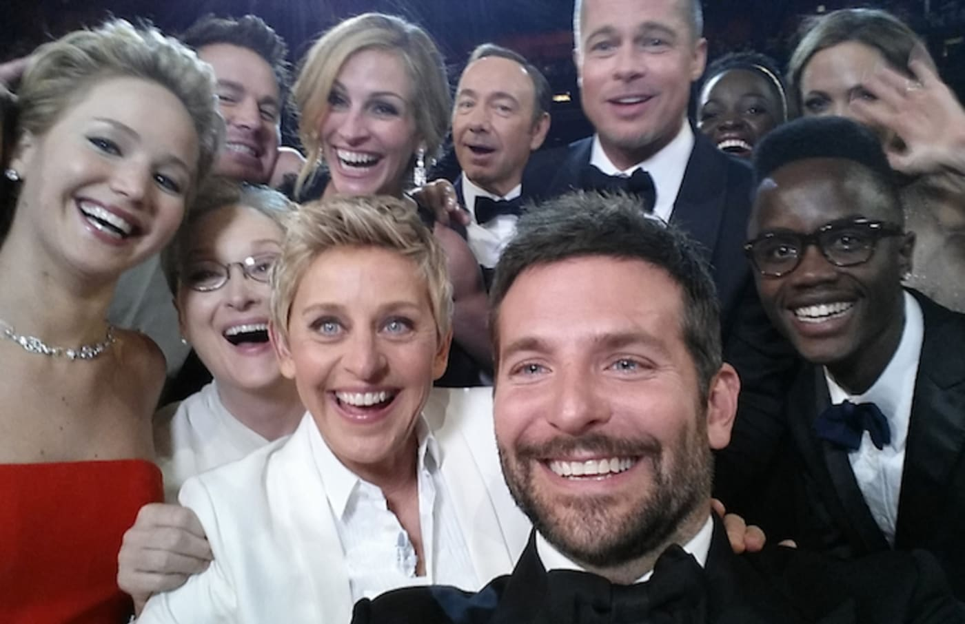Oscas Selfie