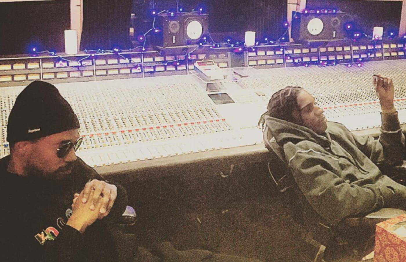 ASAP Rocky And Juicy J Image