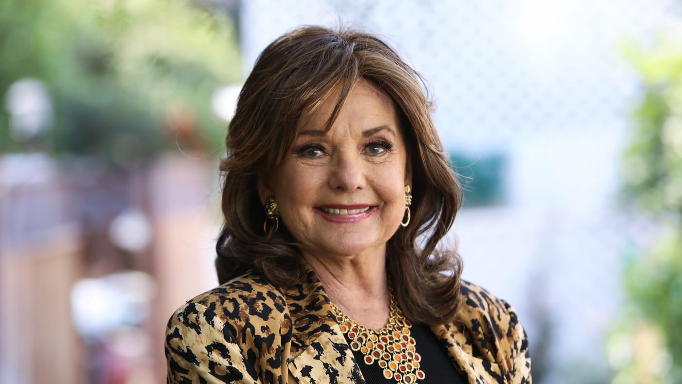 Actress Dawn Wells
