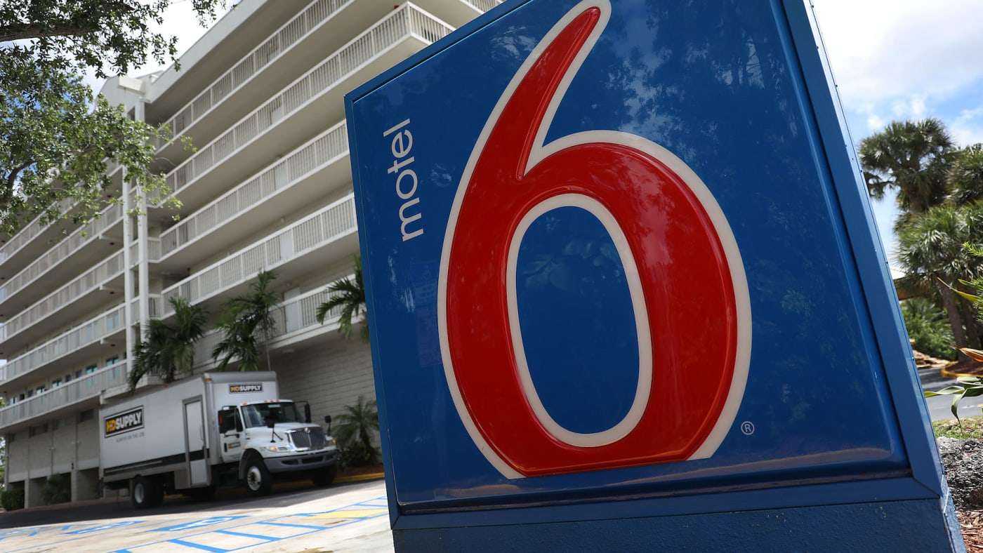 motel 6 housing