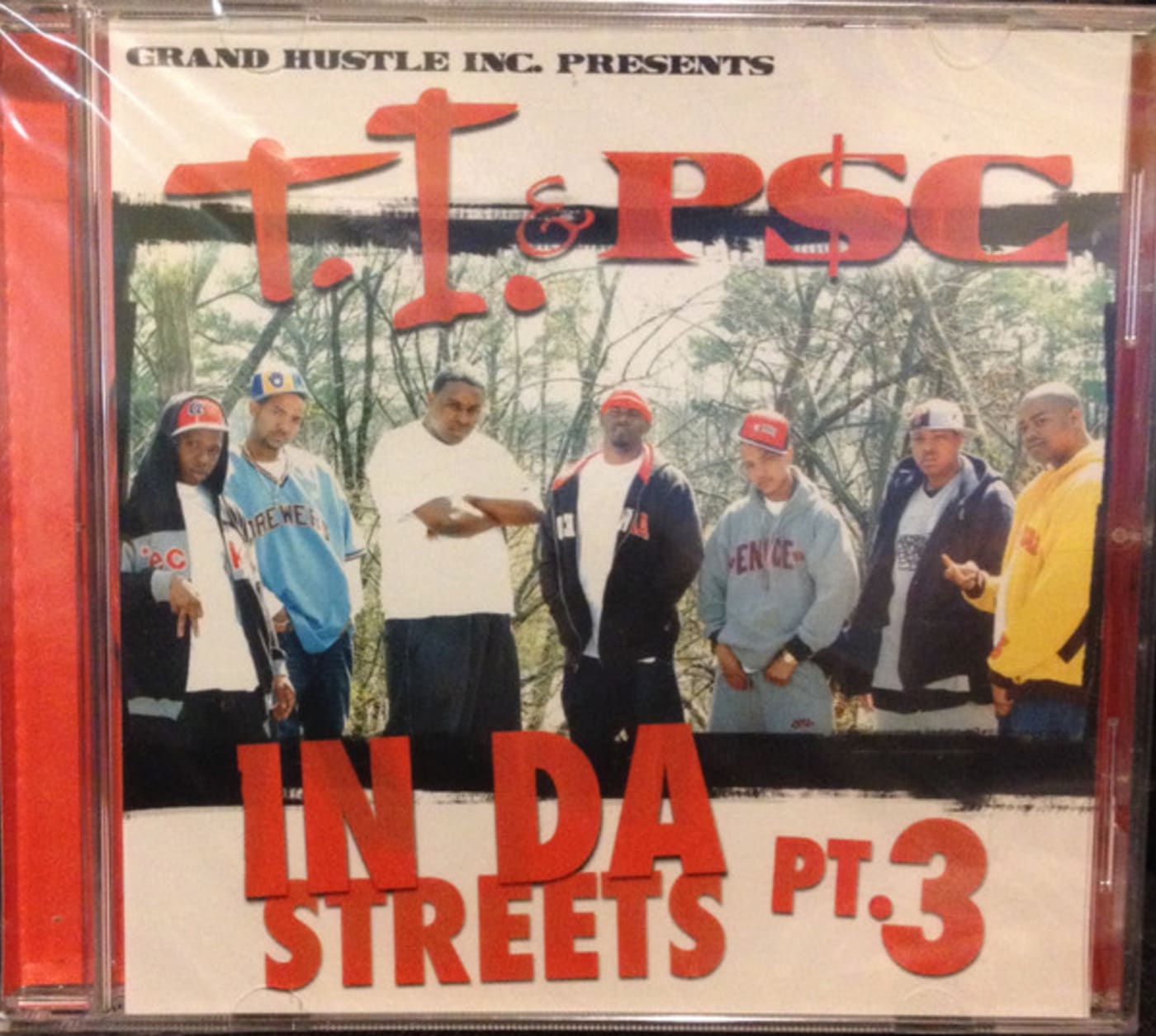 rapper mix tape ti in da streets