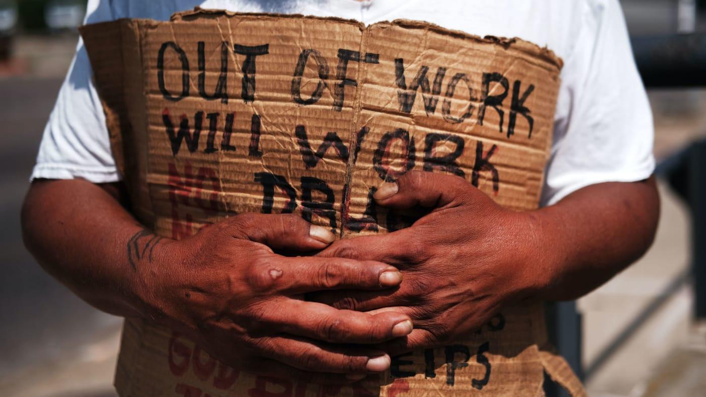 unemployment aug