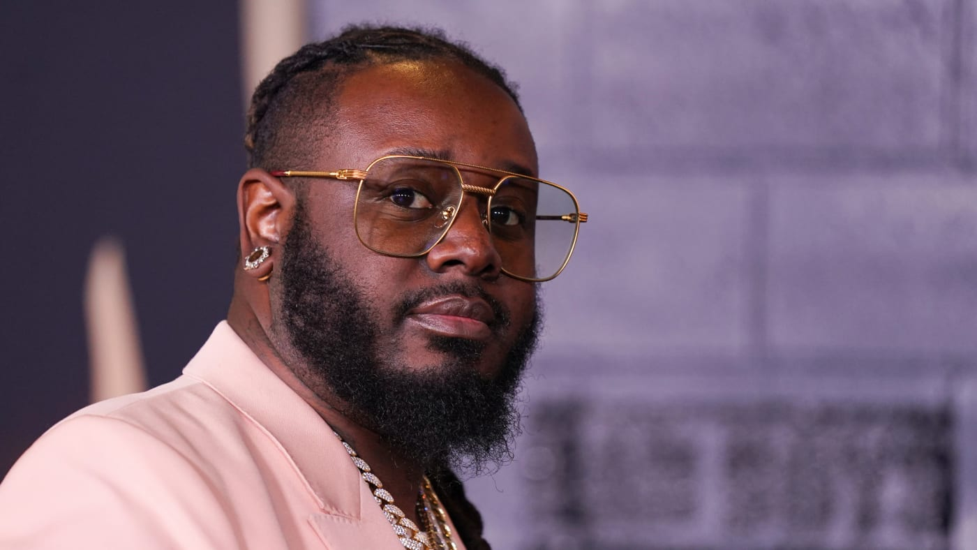"""T-Pain attends the World Premiere of """"Bad Boys for Life."""""""