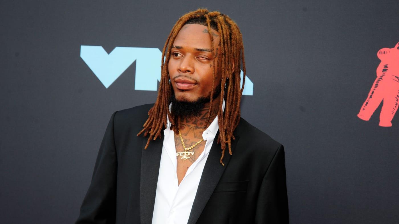 Fetty Wap attends the 2019 MTV Video Music Awards.