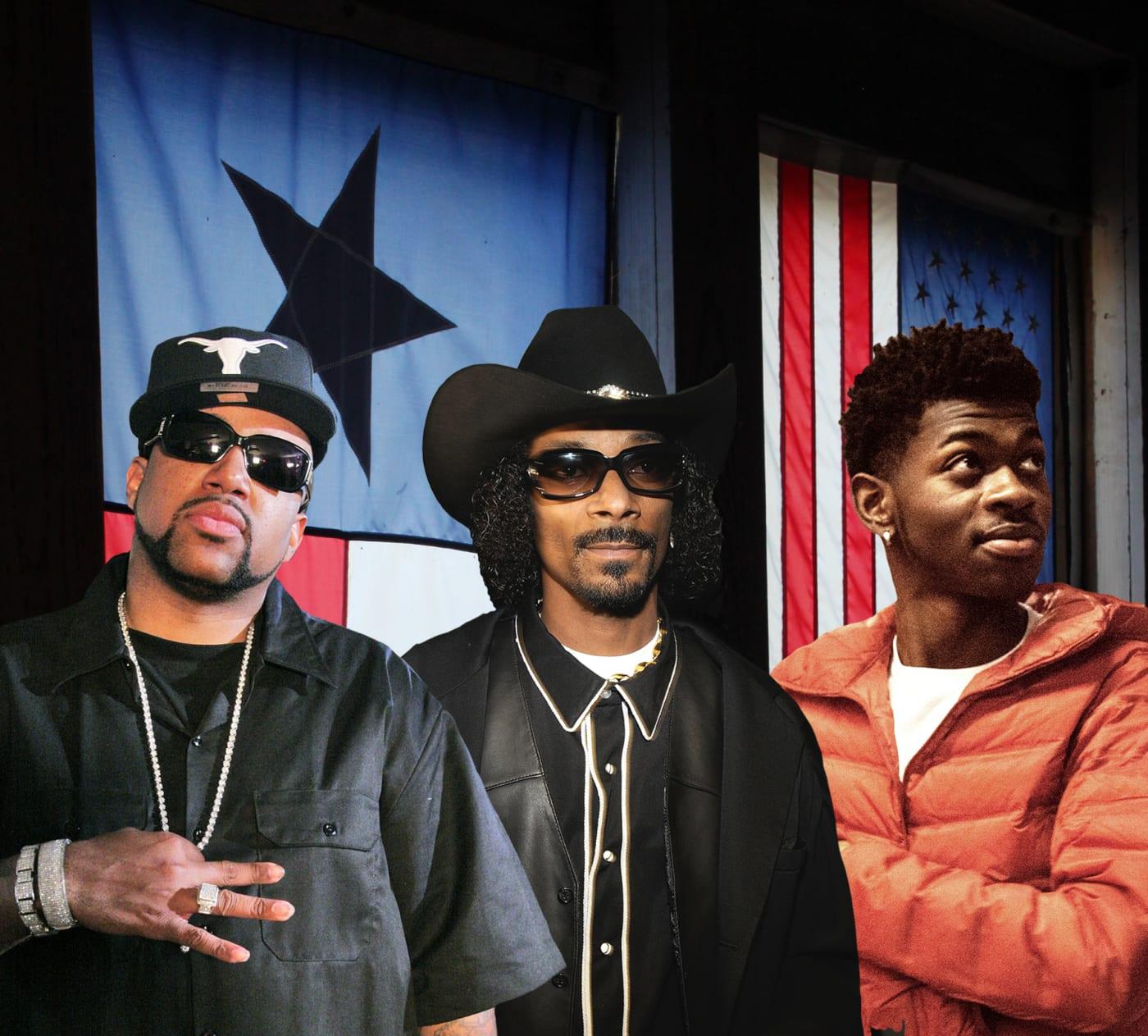 country rap evolution lead