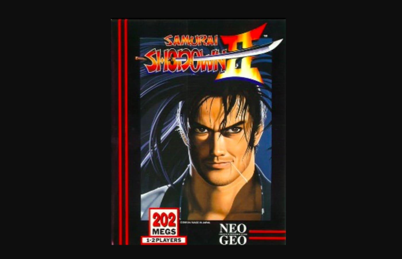 best arcade games 1990s samurai showdown 2