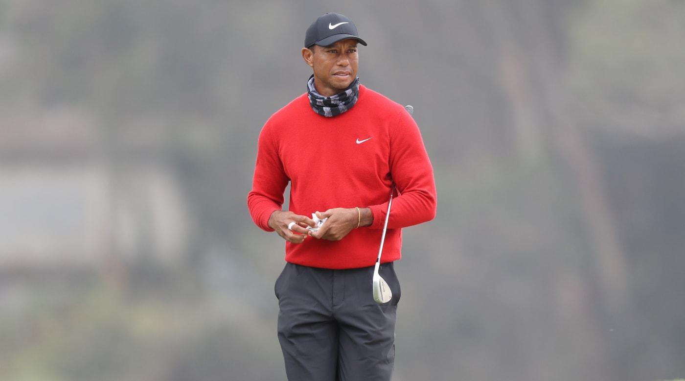 Tiger Woods 2020