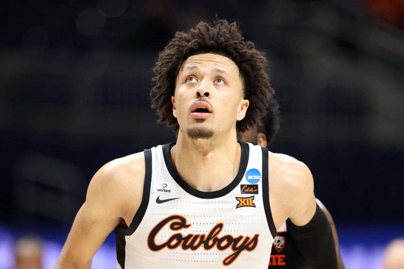 2021 NBA Mock Draft Predictions