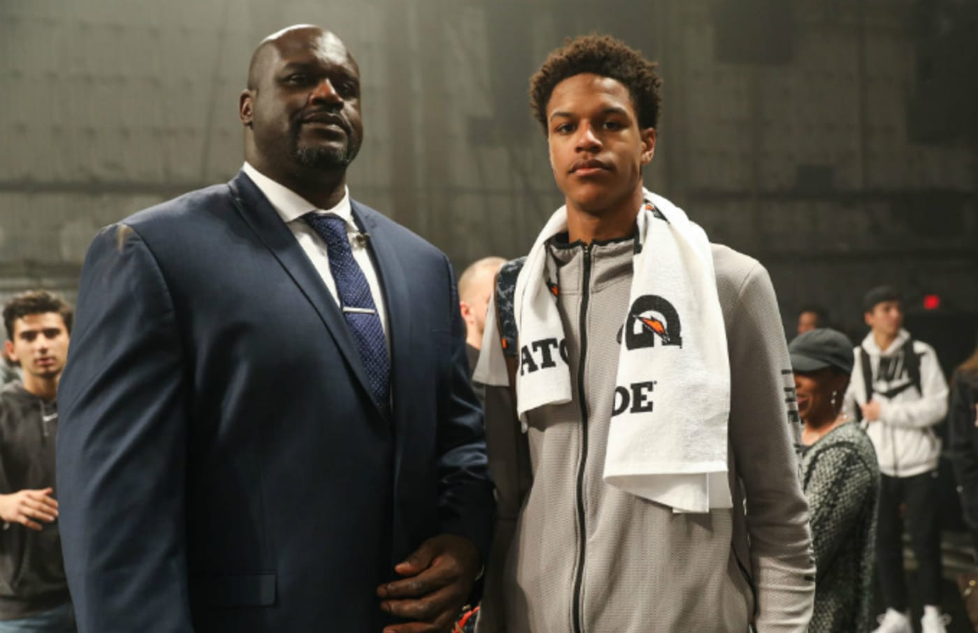 shaquille oneal shareef oneal
