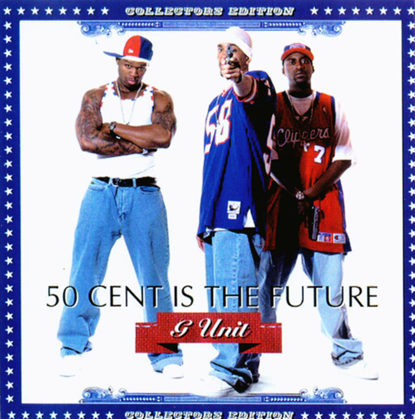 rapper mix tape 50 cent is the future