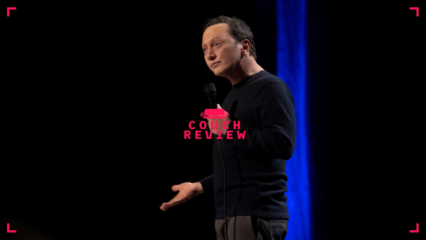 Couch Review: Rob Schneider 'Asian Momma, Mexian Kids'