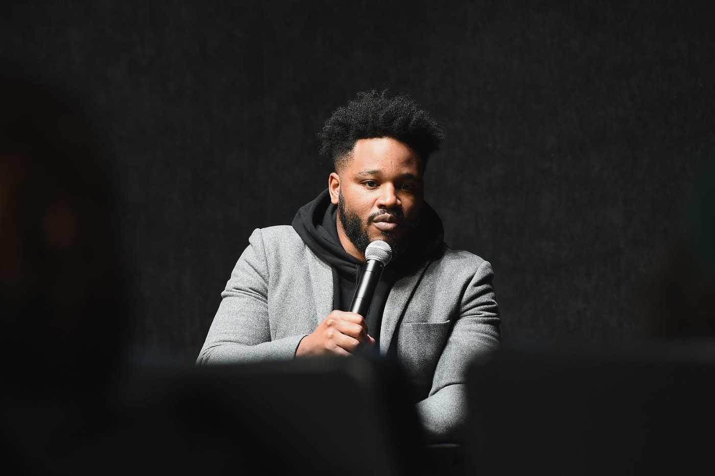 Ryan Coogler at Sundance 2019