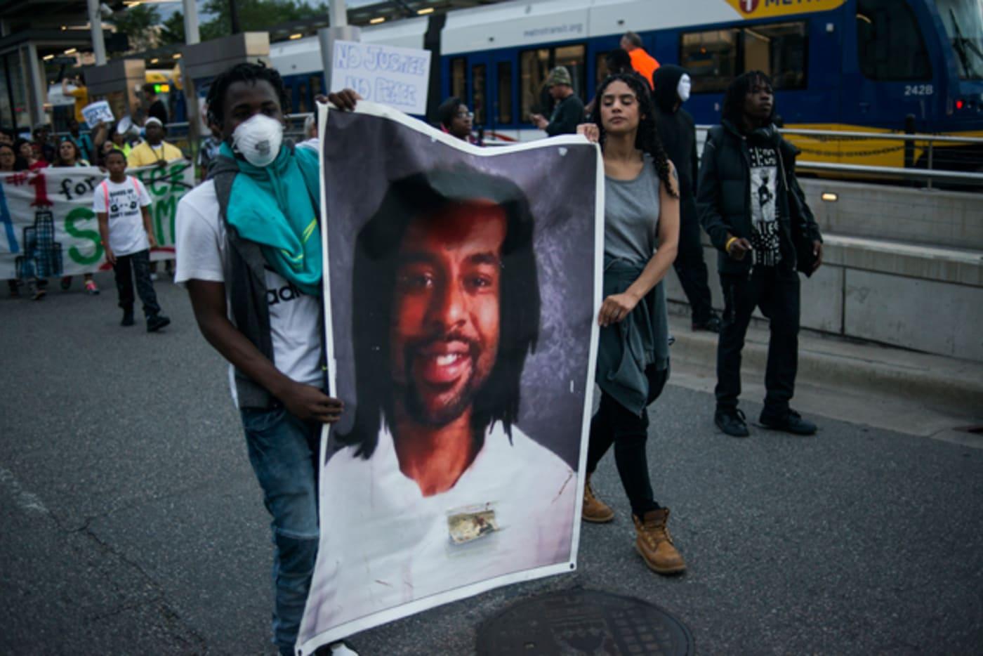 Protests Erupt After Minnesota Officer Acquitted In Killing Of Philando Castile