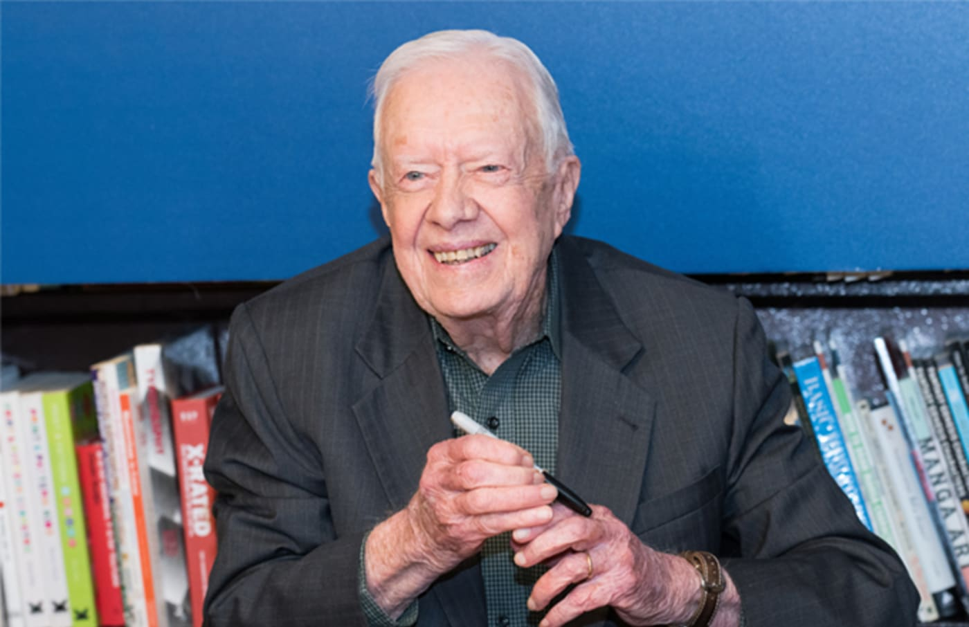 jimmy carter getty sopa images