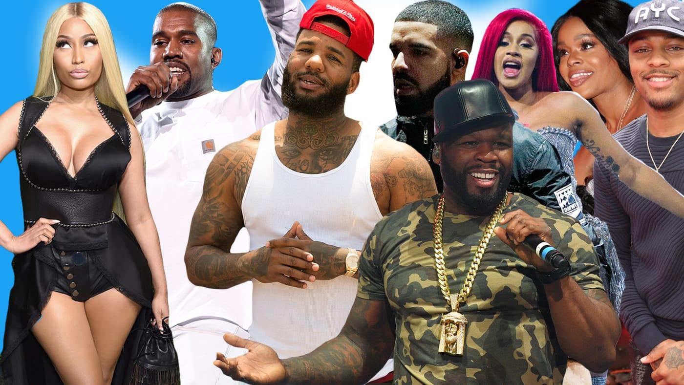 Rapper Tweets