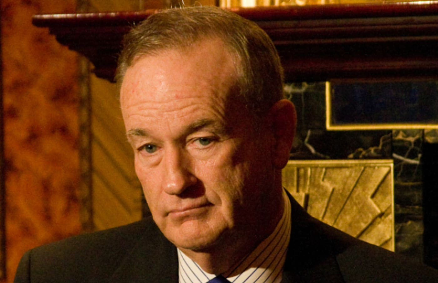 Bill O'Reilly is a person.