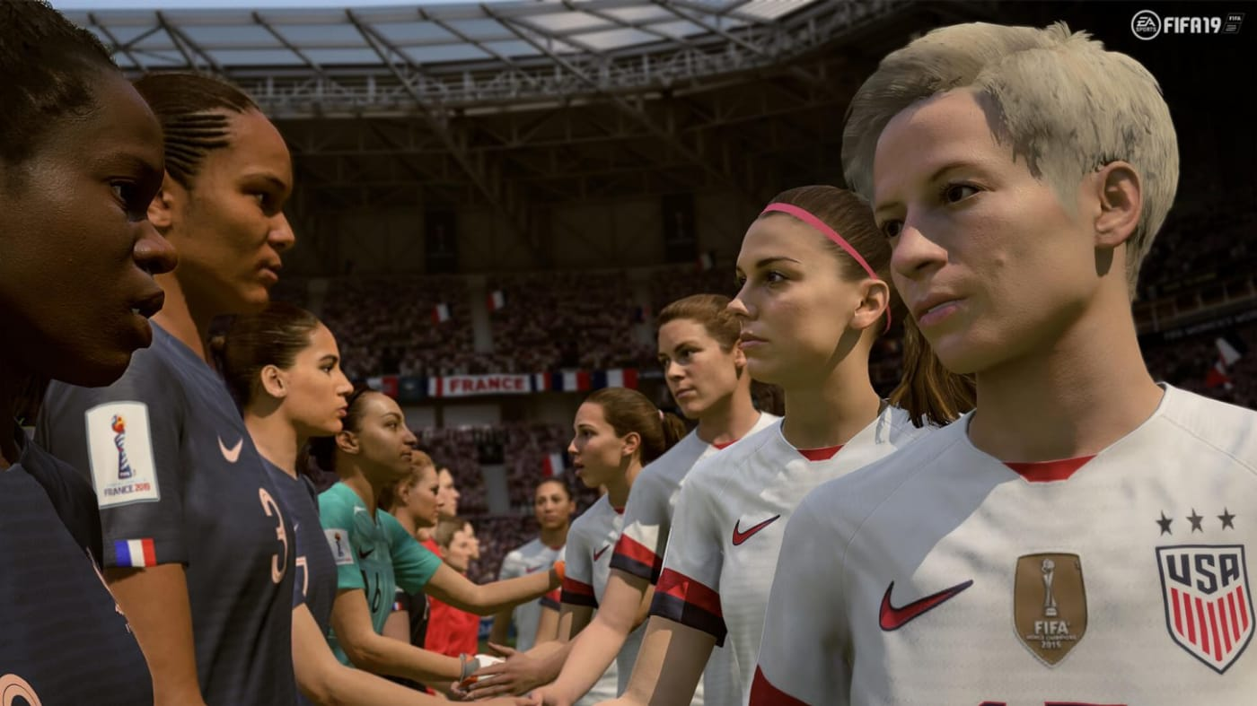 fifa 19 womens world cup