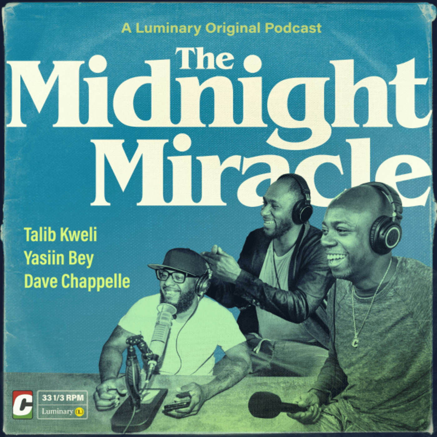 'The Midnight Miracle' Podcast
