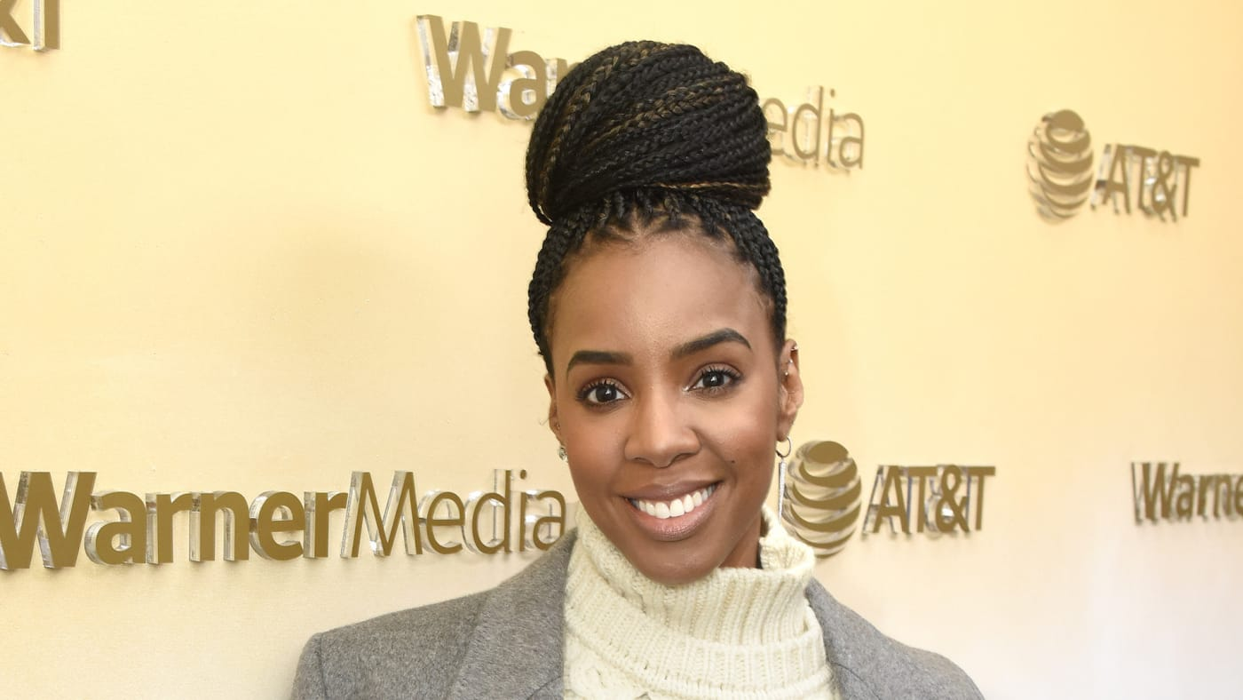 Kelly Rowland stops by WarnerMedia Lodge: Elevating Storytelling with AT&T