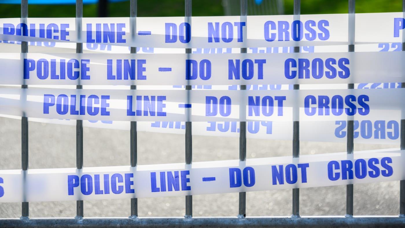 police tape oregon case