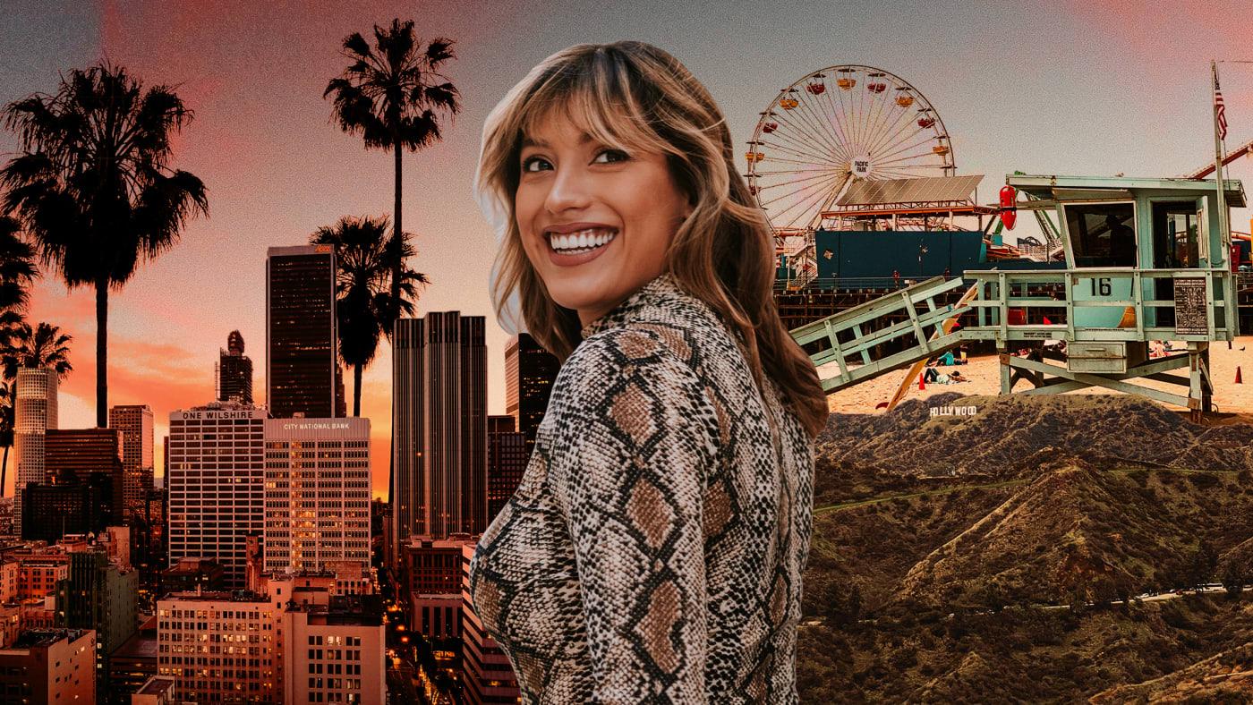 Natasha Martinez's Favorite Locations in Los Angeles