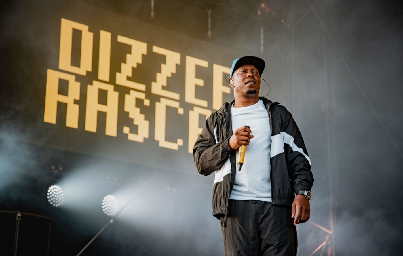 Dizzee Rascal (credit: Getty Images)