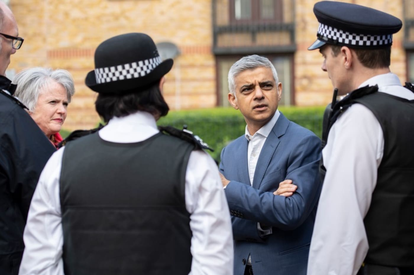 Sadiq Khan (credit: Greater London Authority)