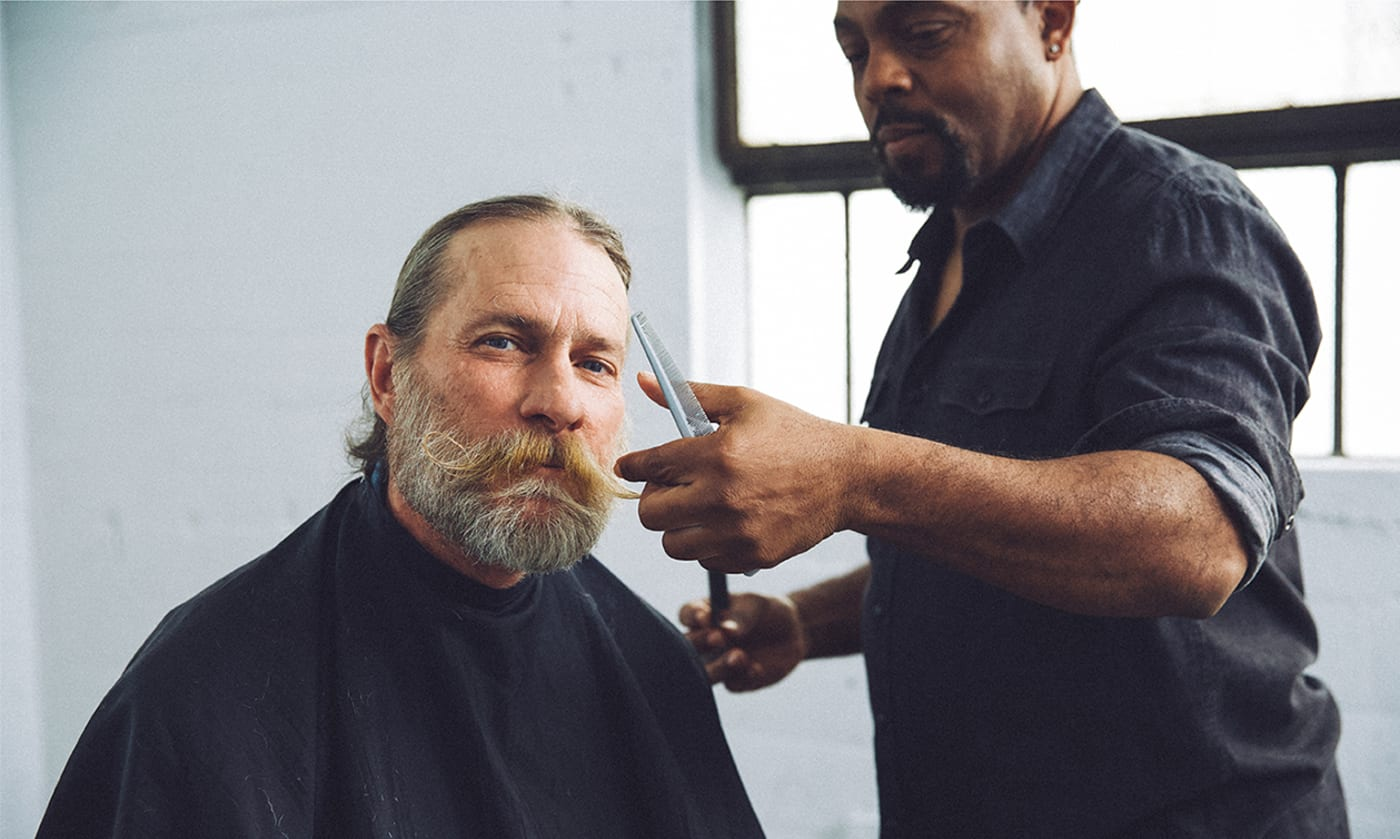The Art of Shaving   Look in the Mirror