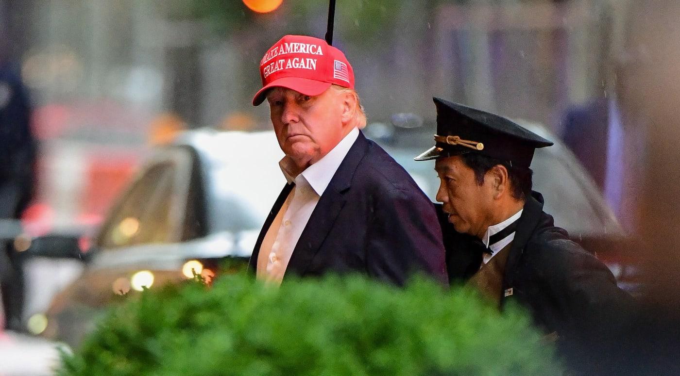 Donald Trump 2021